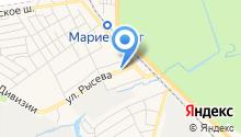 Почтовое отделение №188301 на карте