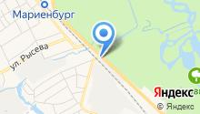Шиномонтажная мастерская на Красноармейском проспекте на карте