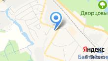 Главное управление МЧС России по Ленинградской области на карте