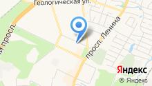 9 отдел полиции Управления МВД Красносельского района на карте