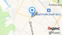 Кафе-бар на карте