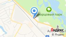 Почтовое отделение №307 на карте