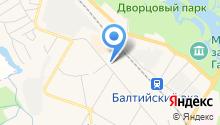 Магазин сантехнической продукции на карте