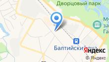 Леночка на карте