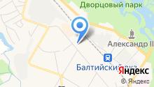 Герцог на карте