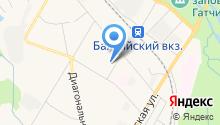 Авиатор, ТСЖ на карте