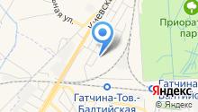 Районный центр детского творчества на карте