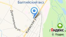 Электронагреватели на карте
