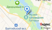 Мариенталь на карте