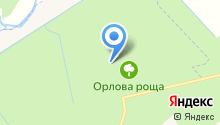 Петербургский институт ядерной физики им. Б.П. Константинова на карте