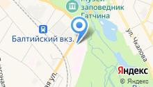 Агентство грузоперевозок на карте