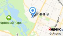 Отдел муниципального контроля Администрации Гатчинского муниципального района на карте