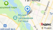 Цветочный магазин на ул. Чкалова на карте