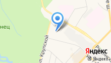 Спортивно-оздоровительный комплекс на карте