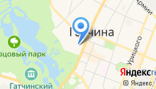 Гатчинский Молочный Завод на карте