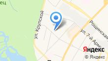 Сервис партия на карте