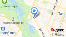 Гатчинская патронажная служба на карте