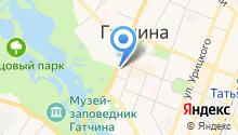 Нотариус Орлова И.О. на карте