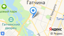 Приемная общественного совета Управления МВД РФ по Гатчинскому району на карте