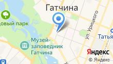 Нотариус Антипова А.В. на карте