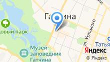 Платежный терминал, Восточный Экспресс Банк, филиал в г. Санкт-Петербурге на карте