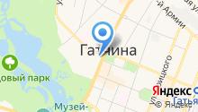 Адвокат Веснин В.М. на карте