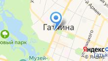 Юрист - НИКОЛАЕВ Дмитрий Александрович - Юридическая консультация, помощь и услуги в Гатчине и районе на карте