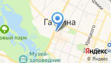 Нотариус Рыбаков А.И. на карте