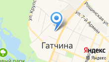 Дарина на карте