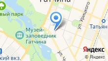 Адвокатский кабинет Григорян С.М. на карте