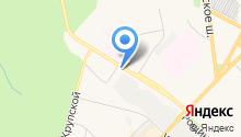Магазин бижутерии и чулочно-носочных изделий на карте