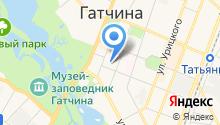 Славянский Двор на карте