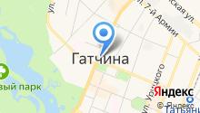 Нотариус Рыбаков И.И. на карте