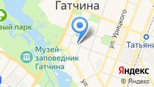 Фонд развития бадминтона Александра и Анастасии Русских на карте