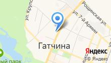 Агентство недвижимости Оксаны Дегтяревой на карте