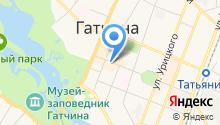 Нотариус Перфильева Е.В. на карте