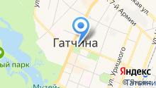 Адвокат Куприенко Е.Я. на карте