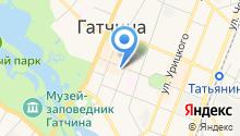 Студия эпиляции Анны Соловьевой на карте