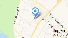 Школа им. императора Александра III на карте