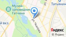 Максимов на карте