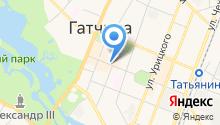 Адвокат Малышева И.С. на карте