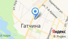 АСТРА-ОРЕОЛ на карте