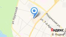 ФастКолл на карте