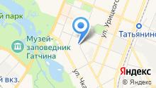 ПрофТехСтрой на карте