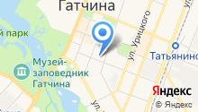 Медис на карте