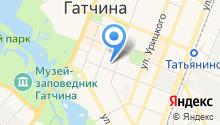 CantexPro на карте