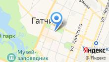 Центр гигиены и эпидемиологии в Ленинградской области на карте