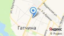 Народная аптека на карте