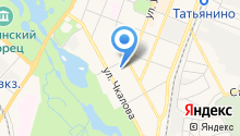 Оптово-розничный магазин по продаже упаковочных материалов на карте