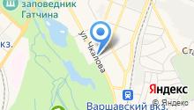 ЖРЭУ №3 на карте